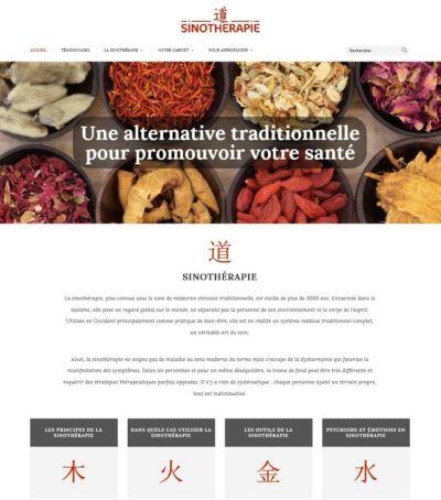 Site web B2C