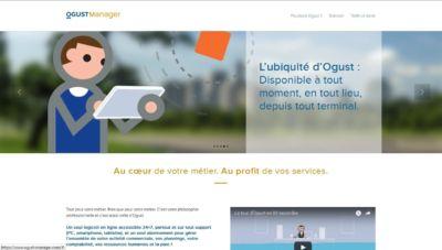 Site web B2B